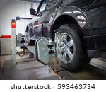 moscow  mar 02  2017  car... | Shutterstock . vector #593463734