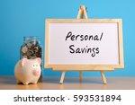 personal savings  financial