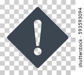 error rhombus vector pictograph.... | Shutterstock .eps vector #593593094