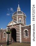 Sea Gate In The Historic Centr...