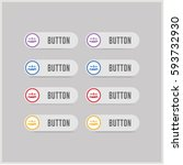 user group icon.  | Shutterstock .eps vector #593732930