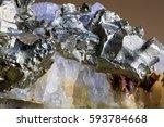 Small photo of Silver ore on quartz