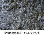 winter ice texture background | Shutterstock . vector #593794976