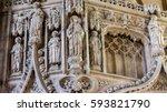 england  bristol   march 05 ... | Shutterstock . vector #593821790