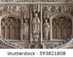 england  bristol   march 05 ... | Shutterstock . vector #593821808