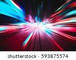 Lighting Speed Effect Background
