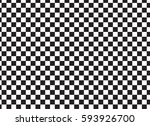 black and white racing and... | Shutterstock .eps vector #593926700