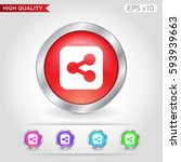 colored icon or button of...   Shutterstock .eps vector #593939663
