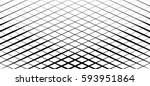 irregular grid  mesh pattern ... | Shutterstock .eps vector #593951864
