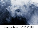 abstract cloud pattern of white ... | Shutterstock . vector #593999303