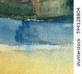texture watercolor background | Shutterstock . vector #594128804