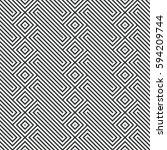 vector seamless pattern. modern ...   Shutterstock .eps vector #594209744