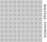 vector seamless pattern.... | Shutterstock .eps vector #594217058