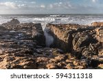 "fault of the ""puits d'enfer"" in ... 