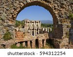 Ruins Of Ephesus With A View...