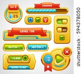 game user interface elements ...