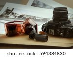 Photographic Film Rolls ...