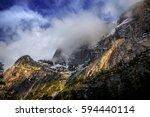 Clouds On Half Dome  Yosemite...