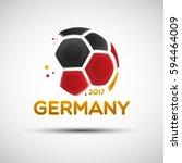 football championship banner....   Shutterstock .eps vector #594464009
