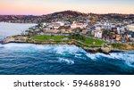 La Jolla  California Coast Fro...