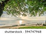 nha trang  vietnam   jan 10 ... | Shutterstock . vector #594747968