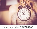 precious time concept....   Shutterstock . vector #594773168