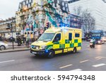 london  uk   march 1  2017 ... | Shutterstock . vector #594794348