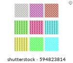 wallpaper  background  patterns ... | Shutterstock .eps vector #594823814