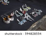 jewelry | Shutterstock . vector #594828554