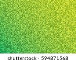 vector abstract bright mosaic...   Shutterstock .eps vector #594871568