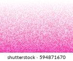 vector abstract bright mosaic...   Shutterstock .eps vector #594871670