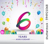 6th anniversary celebration...