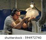 waterford ireland june 11 2016  ...   Shutterstock . vector #594972740