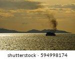 sea landscape | Shutterstock . vector #594998174