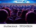 People In The Auditorium...