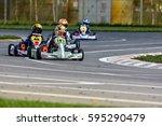 prejmer  brasov  romania   may... | Shutterstock . vector #595290479