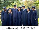 education  graduation and... | Shutterstock . vector #595393496