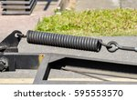 Metal Spring For Trailer Hitch