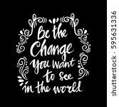 inspirational motivating...   Shutterstock .eps vector #595631336