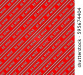 vector square background with... | Shutterstock .eps vector #595674404