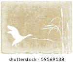vector grunge background | Shutterstock .eps vector #59569138