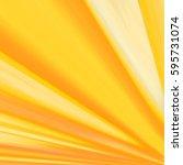 golden rays of sun light... | Shutterstock . vector #595731074