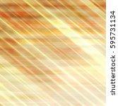 golden glowing glass pane... | Shutterstock . vector #595731134