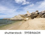 nature landscape  nature ... | Shutterstock . vector #595846634