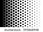 gradient background with... | Shutterstock .eps vector #595868948