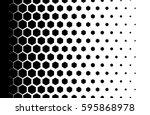 gradient background with... | Shutterstock .eps vector #595868978