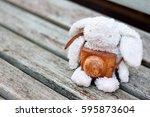 Old  Scruffy    Toy Bunny Sat...