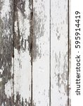old wood stripped paint texture ... | Shutterstock . vector #595914419