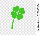 clover | Shutterstock .eps vector #596060354