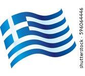 greece   Shutterstock .eps vector #596064446